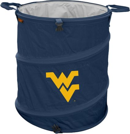 West Virginia Mountaineers Trash Can Cooler