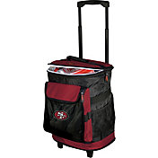 San Francisco 49ers Rolling Cooler