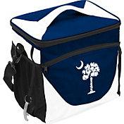 Logo State of South Carolina Flag 24 Can Cooler Bag