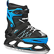 Lake Placid Boys' Monarch Adjustable Ice Skates