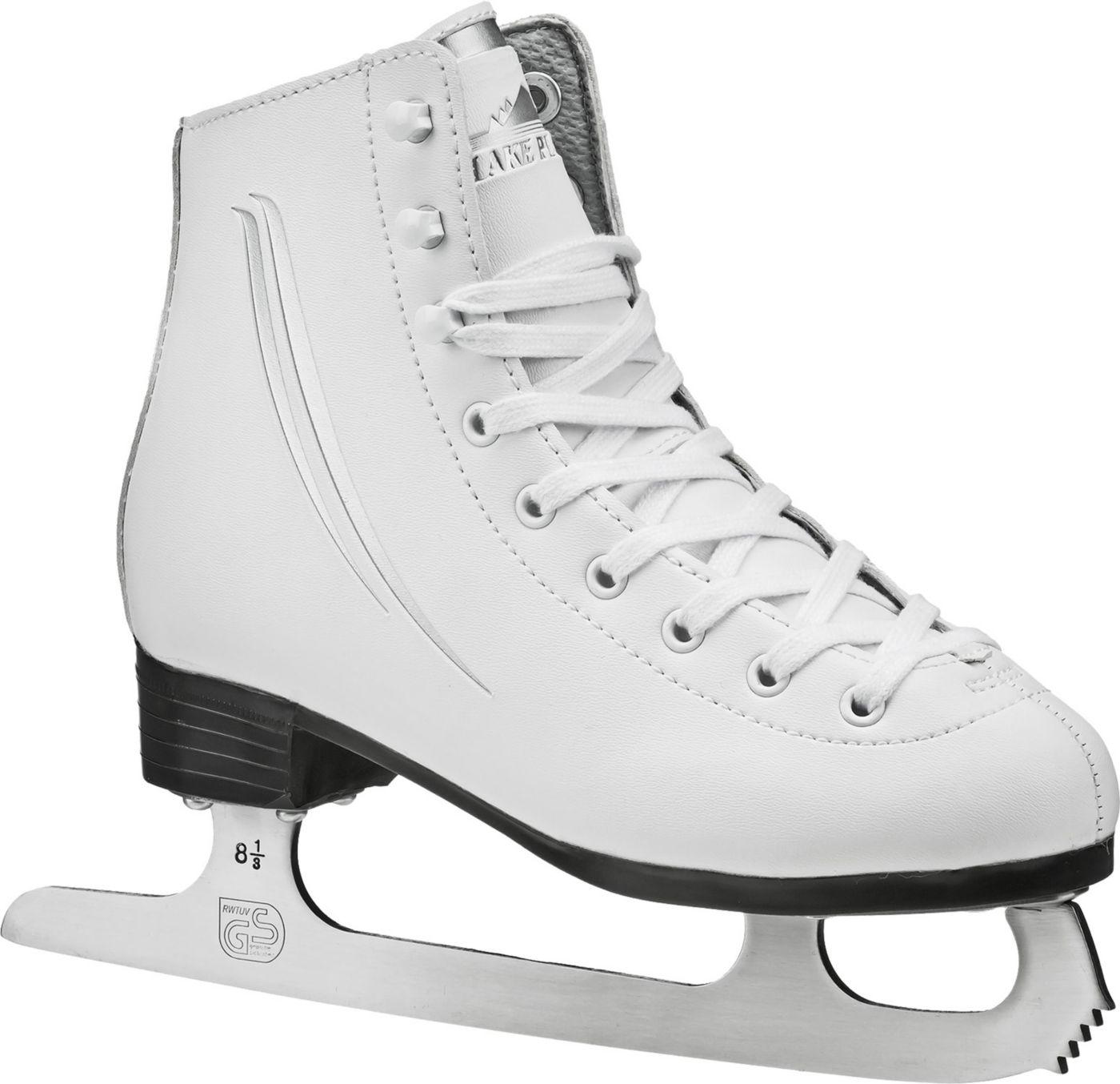 Lake Placid Girls' Cascade Figure Skates