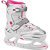 Lake Placid Girls' Monarch Adjustable Ice Skates
