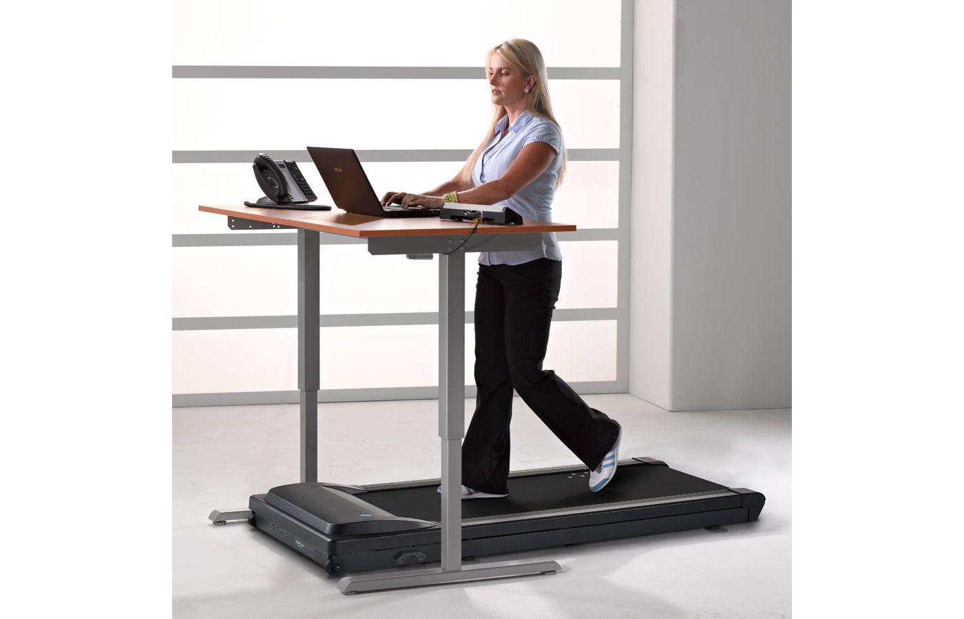 LifeSpan Fitness TR1200-DT3 Desk Treadmill