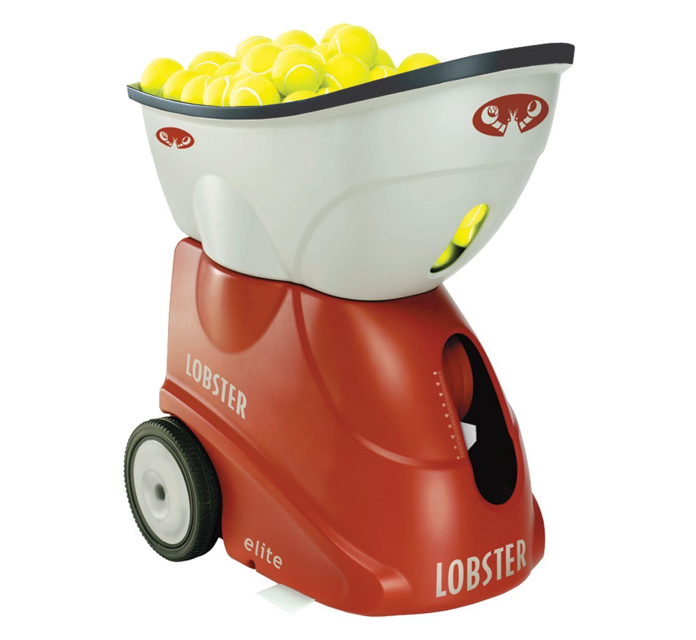 Lobster Sports elite grand five Tennis Ball Machine