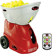 Lobster Sports elite two Tennis Ball Machine w/ elite10 Remote Control
