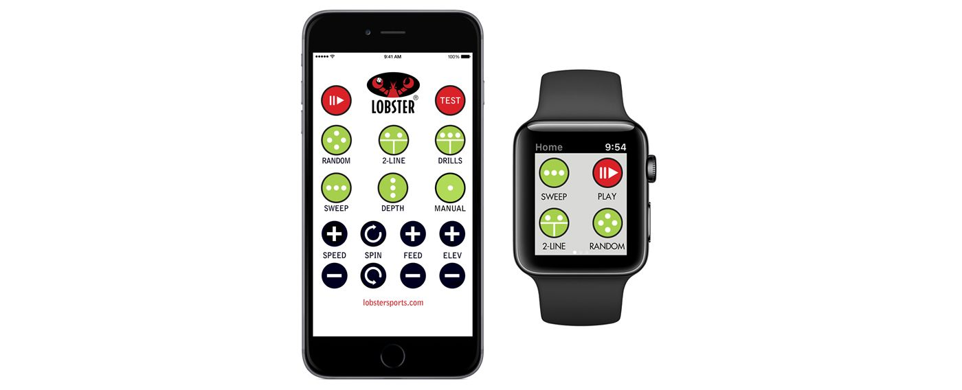 Lobster Sports Grand Remote Control fpr Apple Products