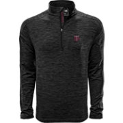 Levelwear Men's Texas A&M Aggies Grey Armour Quarter-Zip Shirt