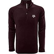 Levelwear Men's Utah Utes Crimson Metro Quarter-Zip Pullover
