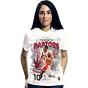 Levelwear Women's Toronto Raptors Demar Derozan Center Court T-Shirt