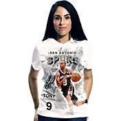 Levelwear Women's San Antonio Spurs Tony Parker Center Court T-Shirt