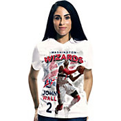 Levelwear Women's Washington Wizards John Wall Center Court T-Shirt