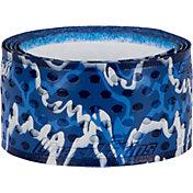 Lizard Skins Dura Soft 1.1mm Bat Grip in Blue/White Camo