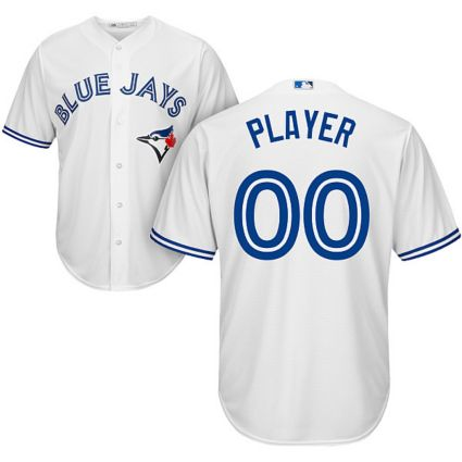 8317a9bcf Majestic Men s Full Roster Cool Base Replica Toronto Blue Jays Home White  Jersey. No rating value.  120.00 -  132.00. noImageFound