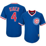 Majestic Men's Replica Chicago Cubs Ralph Kiner Cool Base Royal Cooperstown Jersey