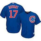 56466ed1c6c Product Image · Majestic Men s Replica Chicago Cubs Kris Bryant  17 Cool  Base Alternate Royal Jersey