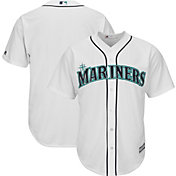 Product Image · Majestic Men s Replica Seattle Mariners Cool Base Home  White Jersey 1239c38d9e01