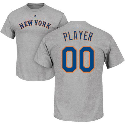 detailed look b13c6 0166f New York Mets Custom Jerseys & Tees | Best Price Guarantee ...