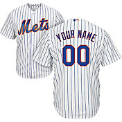 f47fe8c3e Product Image · Majestic Men s Custom Cool Base Replica New York Mets Home  White Jersey