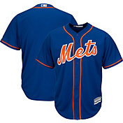 Majestic Men's Replica New York Mets Cool Base Alternate Home Royal Jersey