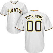 1f1300209a8 Product Image · Majestic Men s Custom Cool Base Replica Pittsburgh Pirates  Home White Jersey