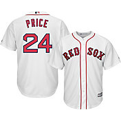 15404d73a Product Image · Majestic Men s Replica Boston Red Sox David Price  24 Cool  Base Home White Jersey