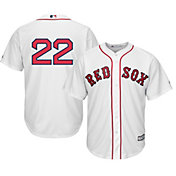 Majestic Men's Replica Boston Red Sox Rick Porcello #22 Cool Base Home White Jersey