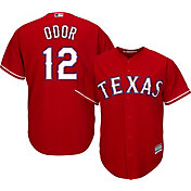 4c1ae963d Product Image · Majestic Men's Replica Texas Rangers Rougned Odor #12 Cool  Base Alternate Red Jersey