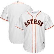 Majestic Men's Replica Houston Astros Cool Base Home White Jersey