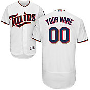 Product Image · Majestic Men s Custom Authentic Minnesota Twins Flex Base  Home White On-Field Jersey f2f8034c0