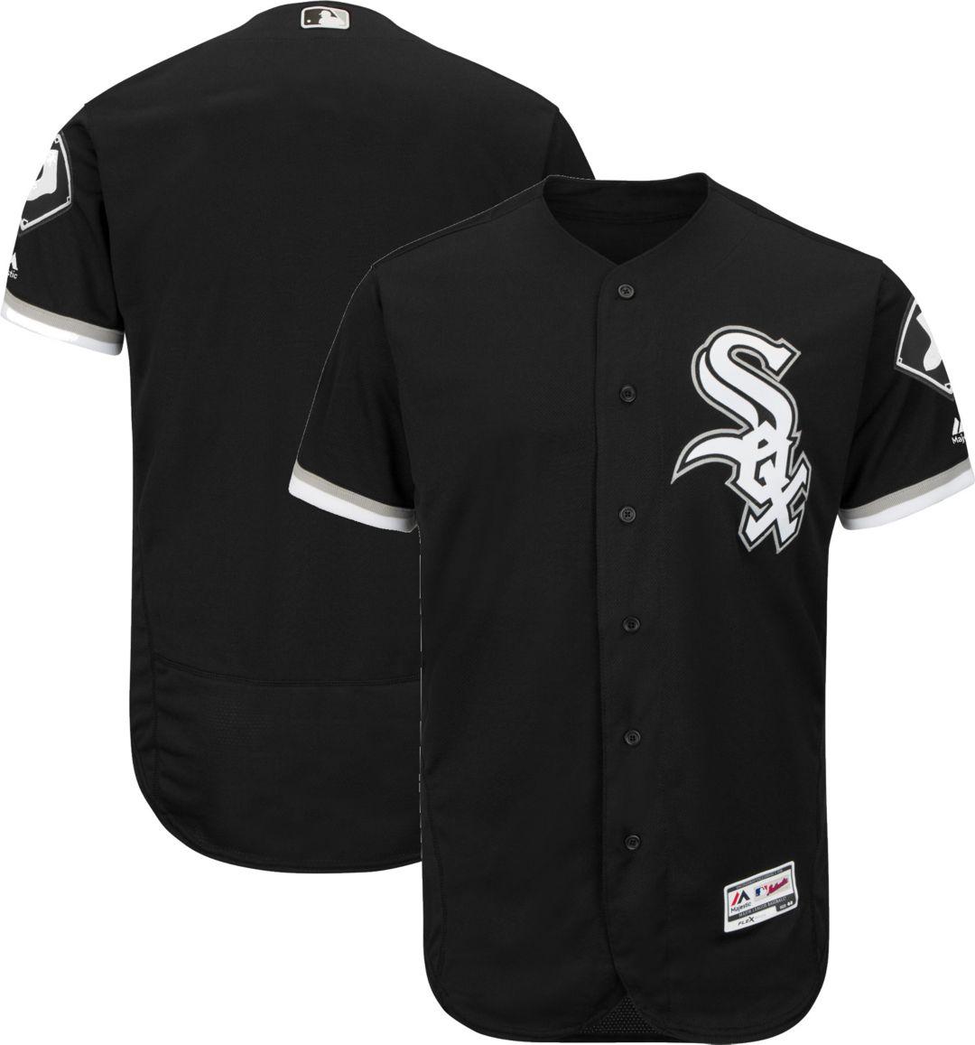 Sox Alternate Jersey White Chicago