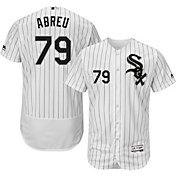 Majestic Men's Authentic Chicago White Sox Jose Abreu #79 Alternate White Flex Base On-Field Jersey