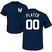 Majestic Men's Full Roster New York Yankees Navy T-Shirt