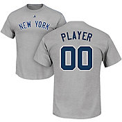 3177d653fd0 Product Image · Majestic Men s Full Roster New York Yankees Grey T-Shirt
