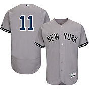 Product Image · Majestic Men s Authentic New York Yankees Brett Gardner  11  Road Grey Flex Base On- 56b719befba