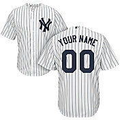 Product Image · Majestic Men s Custom Cool Base Replica New York Yankees  Home White Jersey 03936c99ba5