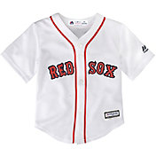 Majestic Toddler Replica Boston Red Sox Cool Base Home White Jersey
