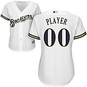 best service a1590 9c24b Milwaukee Brewers Custom Baseball Jerseys | Best Price ...