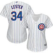 d0b3952ff04 Product Image · Majestic Women s Replica Chicago Cubs Jon Lester  34 Cool  Base Home White Jersey
