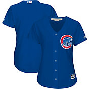 Majestic Women's Replica Chicago Cubs Cool Base Alternate Royal Jersey
