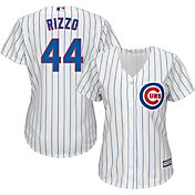 a800c8cf0 Product Image · Majestic Women's Replica Chicago Cubs Anthony Rizzo #44  Cool Base Home White Jersey