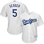 Product Image · Youth Replica Los Angeles Dodgers Corey Seager  5 Home  White Jersey a3fe30bdf03