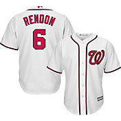 Majestic Youth Replica Washington Nationals Anthony Rendon #6 Cool Base Home White Jersey