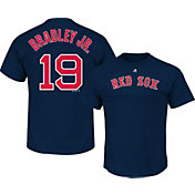 Majestic Youth Boston Red Sox Jackie Bradley Jr. #19 Navy T-Shirt