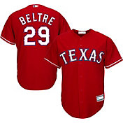 Youth Replica Texas Rangers Adrian Beltre #29 Alternate Red Jersey