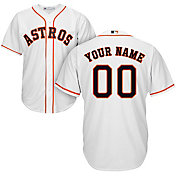 92f40826d Product Image · Majestic Youth Custom Cool Base Replica Houston Astros Home  White Jersey