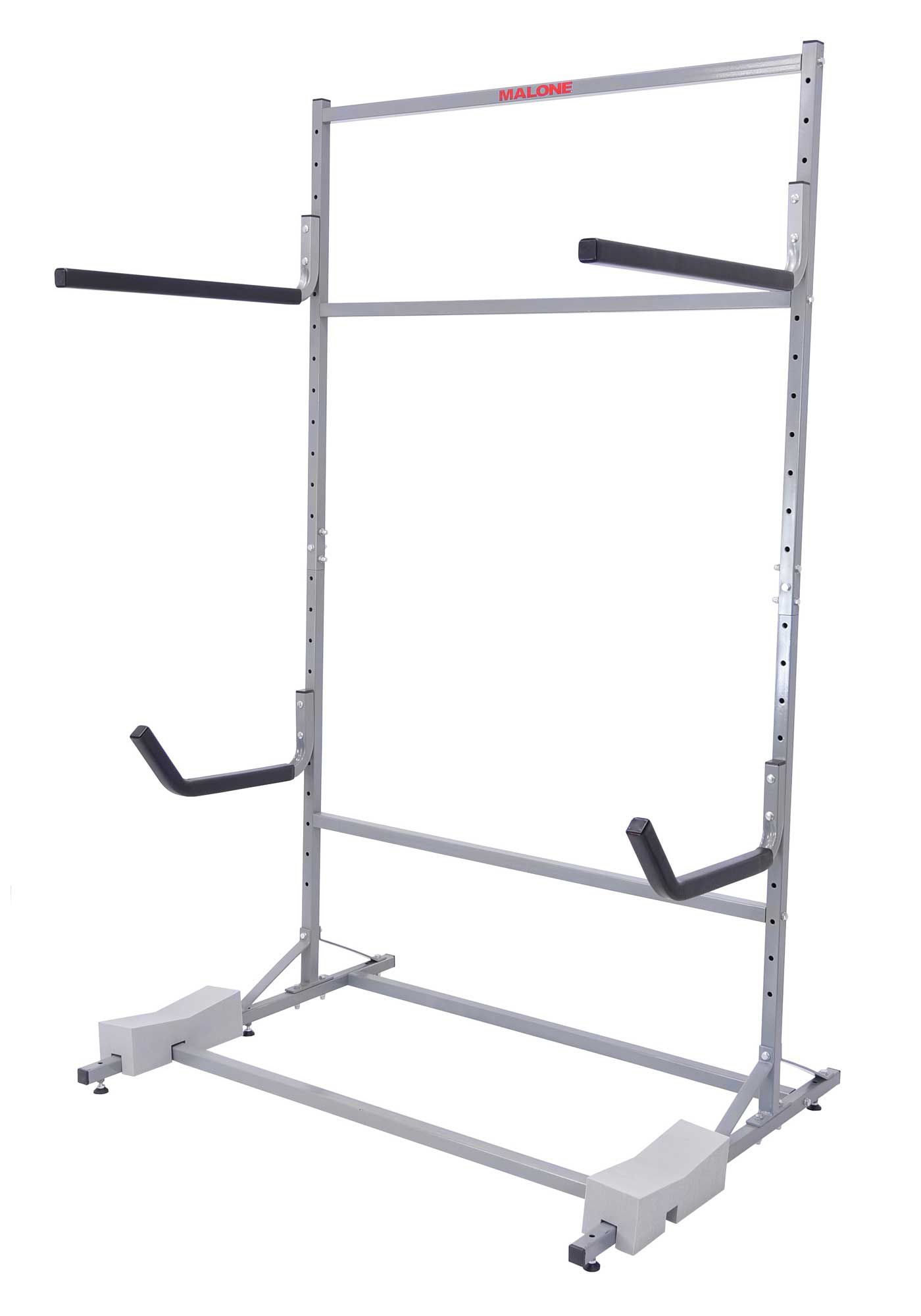 Malone FS Kayak and Dual Stand-Up Paddle Board Storage Rack