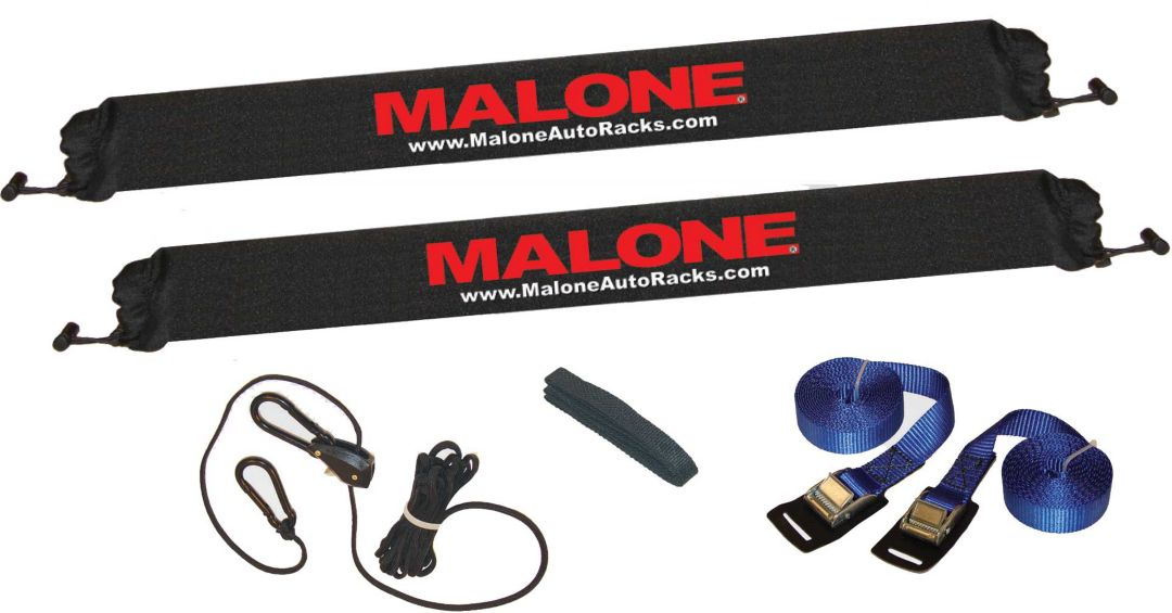 Paddle Board Car Racks >> Malone 30 Stand Up Paddle Board Roof Rack Pads