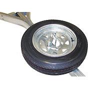 Malone Galvanized Spare Trailer Tire
