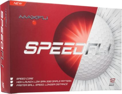 Maxfli SpeedFli Golf Balls