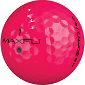 Maxfli SoftFli Pink Golf Balls